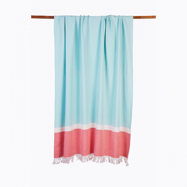 Sommertuch Coral 130x170