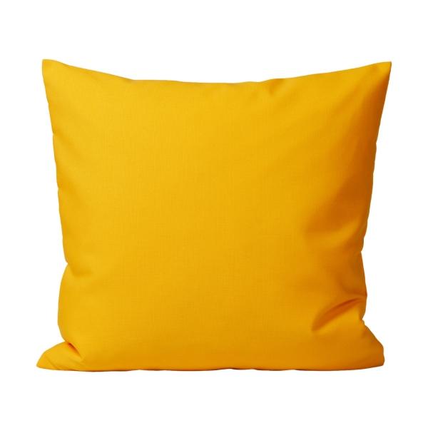 Kissen Outdoor gelb